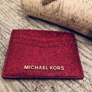 Michael Kors Giftables LG Card Holder